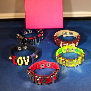 BCBGENERATION Bracelet 6-Piece Combo *Multicolor*